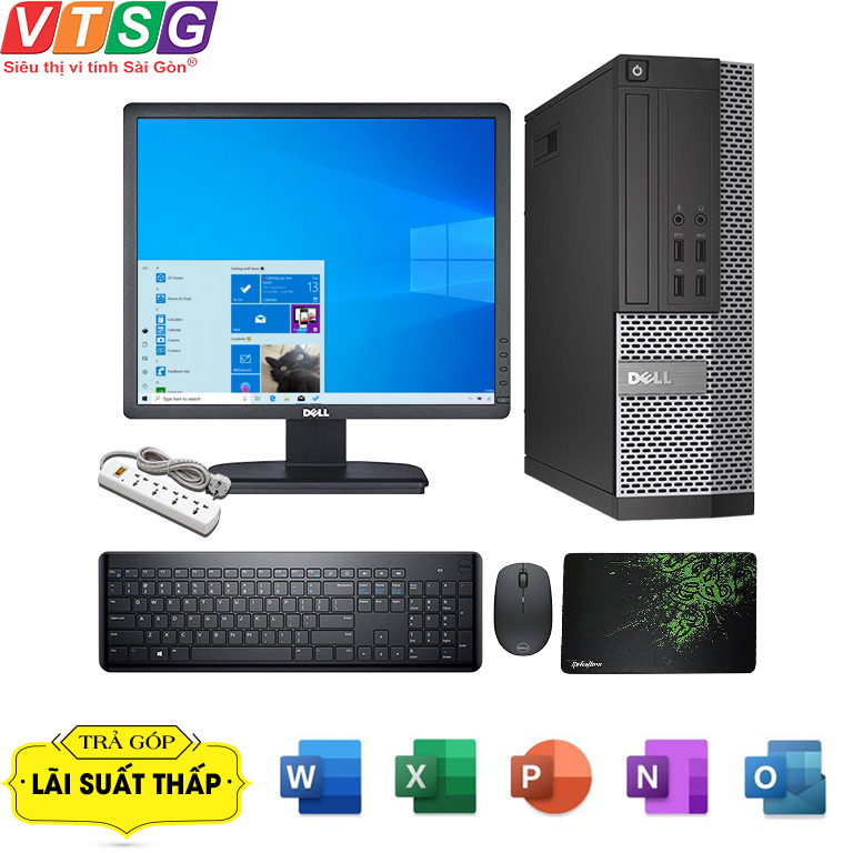 May tinh bo Dell 05