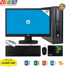 may tinh bo hp sff vp i5 ssd