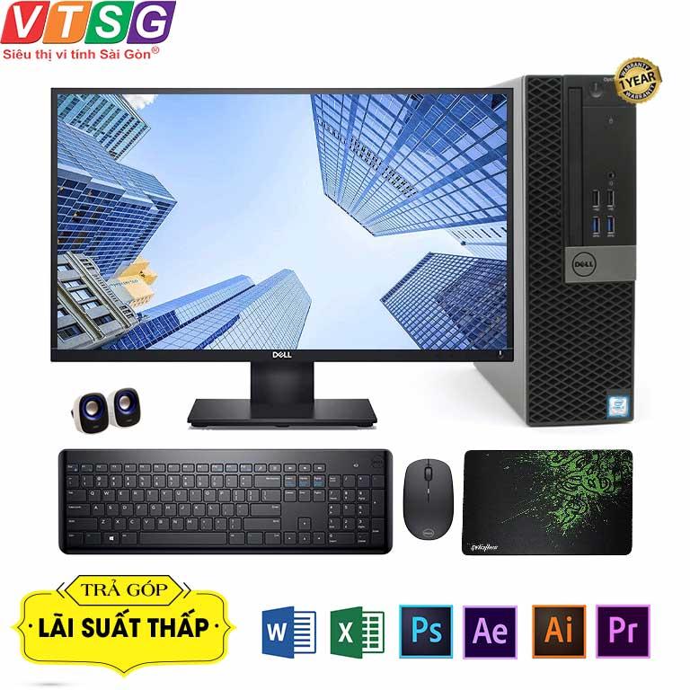 PC Dell cao cap core i7