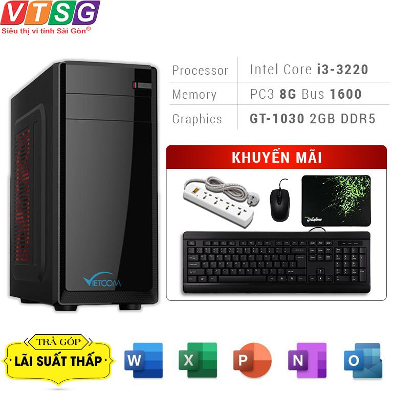 PC Core i3 gia re SG03