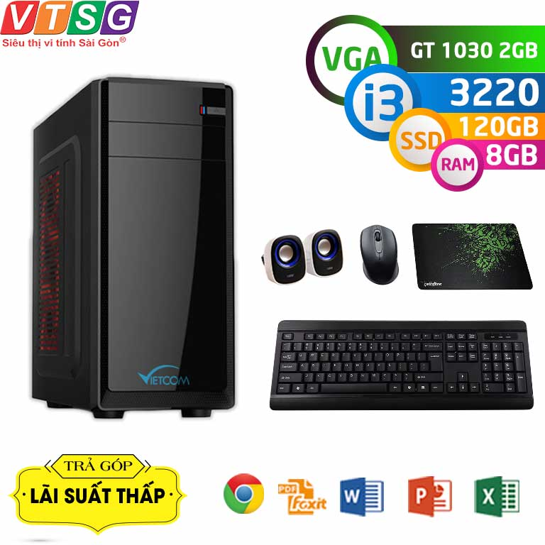 PC Core i3 gia re SG07