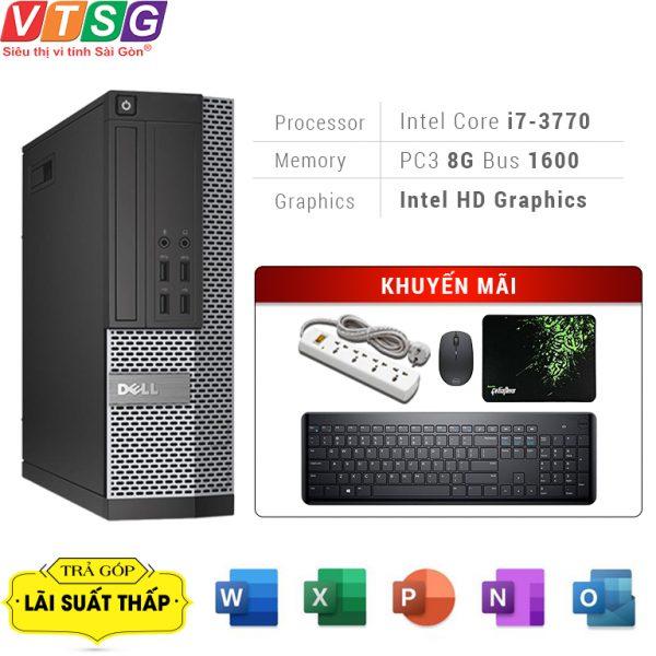 PC Dell Core i7 SG 03