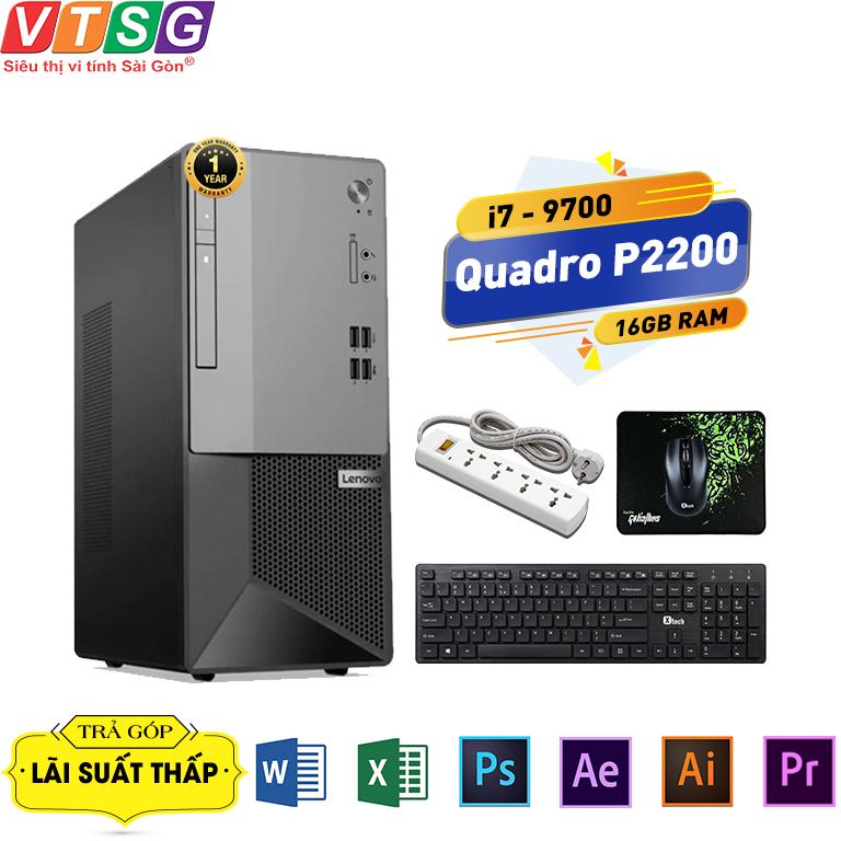 PC Lenovo Design i7 Quadro