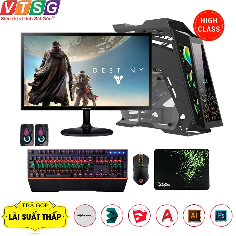 PC-High-End-Core-i5-11400-RTX-3060