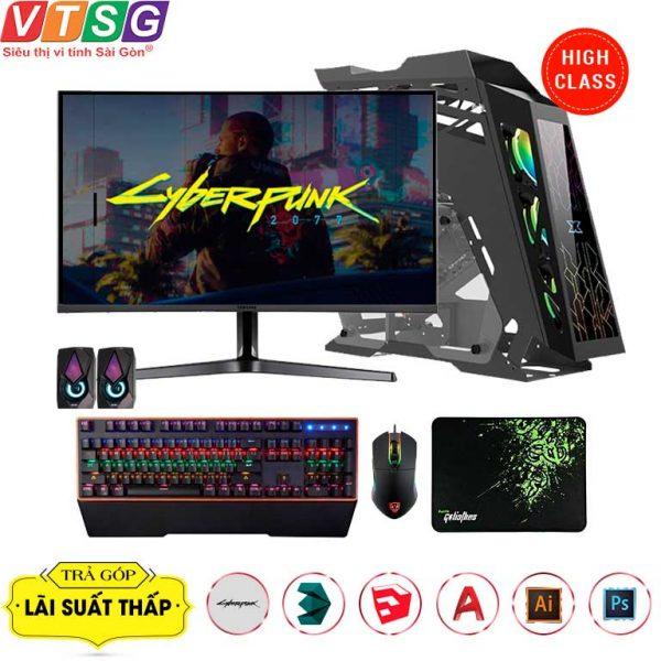 PC High End Core i9-11900F RTX-3070