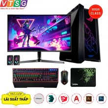 PC High End Core i9-11900K RTX-3080